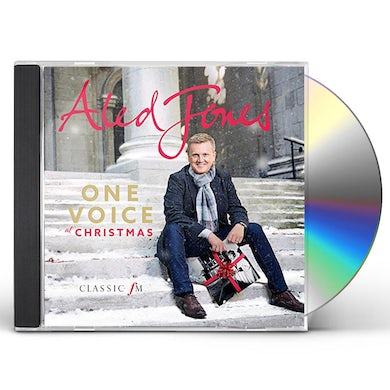 Aled Jones ONE VOICE AT CHRISTMAS CD