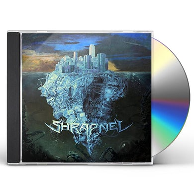 Shrapnel RAISED ON DECAY CD
