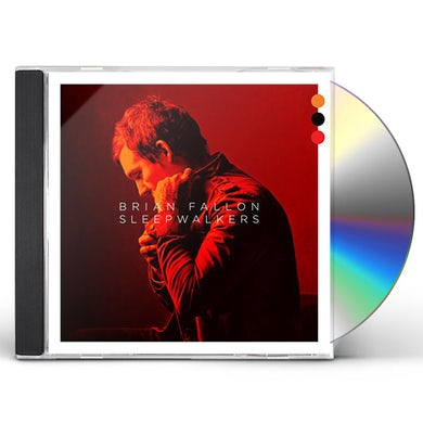 Brian Fallon SLEEPWALKERS CD