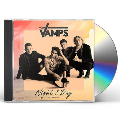The Vamps NIGHT & DAY: DAY EDITION CD