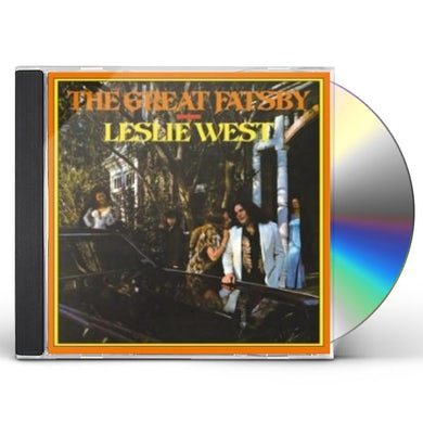 Leslie West GREAT FATSBY CD