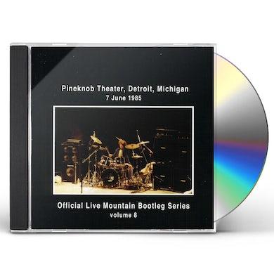 Mountain PINEKNOB THEATRE 85 CD