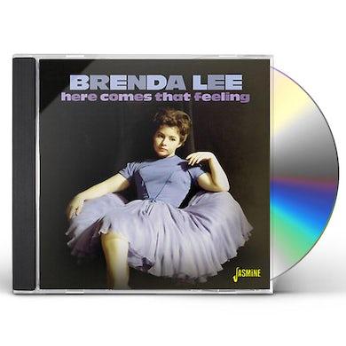 Brenda Lee HERE COMES THAT FEELING CD