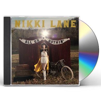 Nikki Lane ALL OR NOTHIN CD