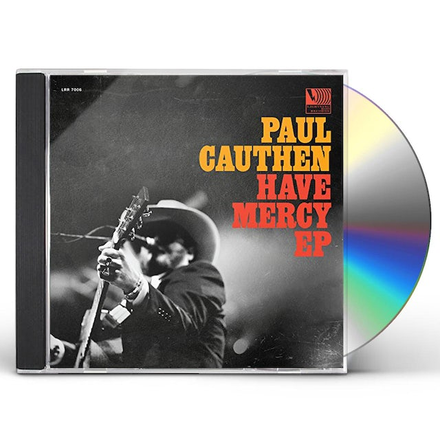 Paul Cauthen HAVE MERCY CD
