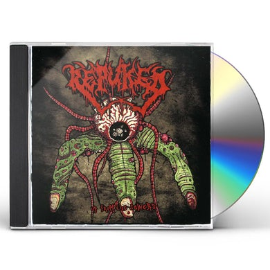 Repuked UP FROM THE SEWERS CD