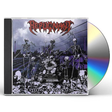 Repugnant EPITOME OF DARKNESS CD