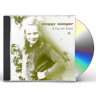 Peggy Seeger BRING ME HOME CD