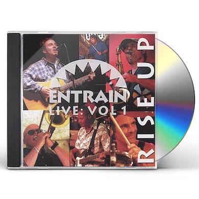 Entrain LIVE 1 RISE UP CD