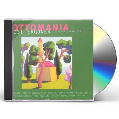 Kudsi Erguner OTTOMANIA : SUFI-JAZZ-PROJECT CD
