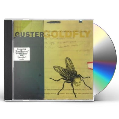 Guster Goldfly CD