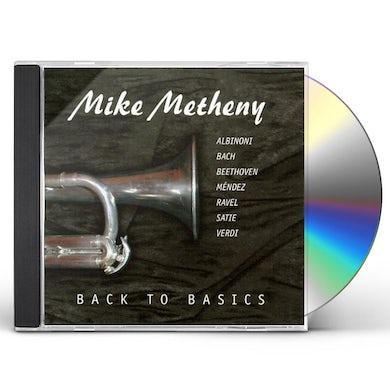 Mike Metheny BACK TO BASICS CD