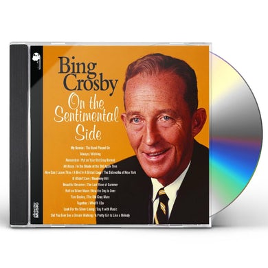 Bing Crosby ON THE SENTIMENTAL SIDE ( DELUXE EDITION ) CD