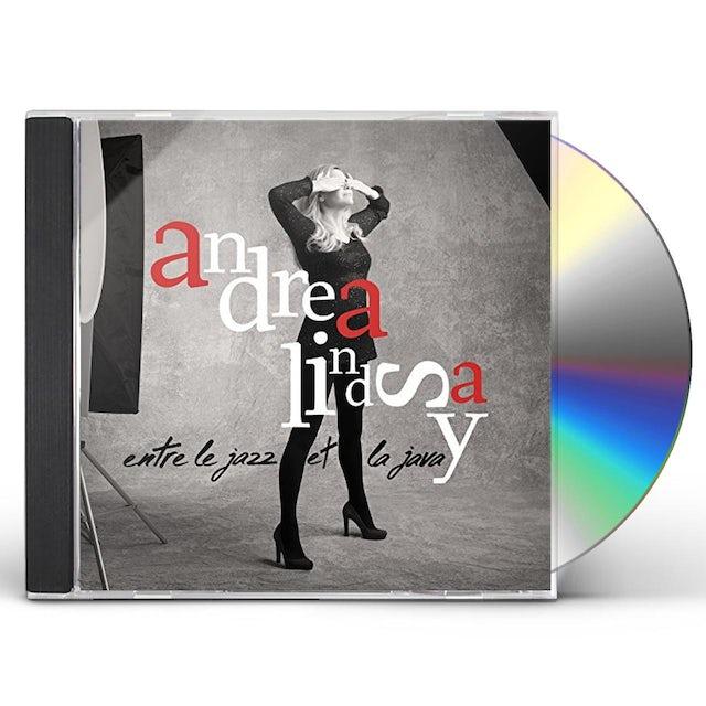 Andrea Lindsay ENTRE LE JAZZ ET LA JAVA CD