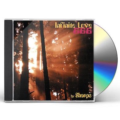 Sharps INFINITE LOVE 666 CD