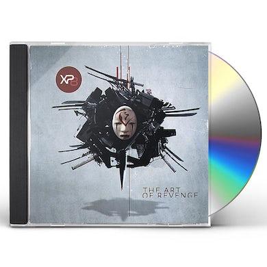 XP8 ART OF REVENGE CD