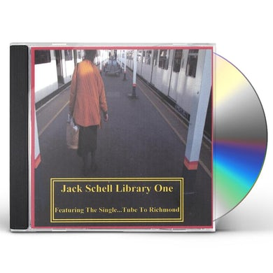 Jack Schell LIBRARY ONE CD