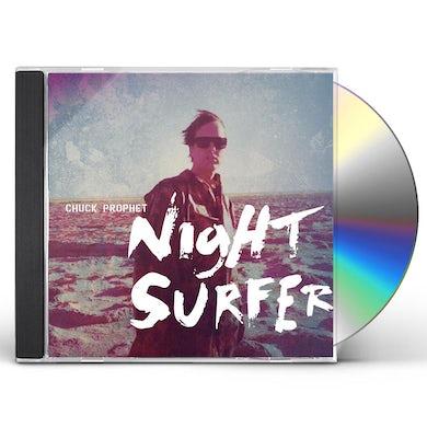 Chuck Prophet NIGHT SURFER CD