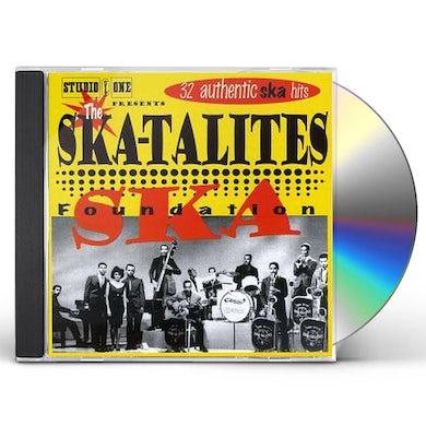 The Skatalites FOUNDATION SKA CD