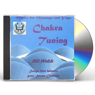 Bill Webb CHAKRA TUNING CD