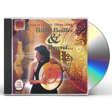 Eliana Gilad BIBLE BEATLES & BEYOND CD