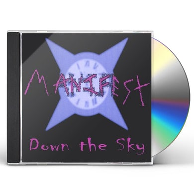 Manifest DOWN THE SKY LIVE CD