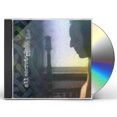 Steve Lee ALL SECRETS FADE CD