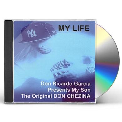 don chezina MY LIFE CD