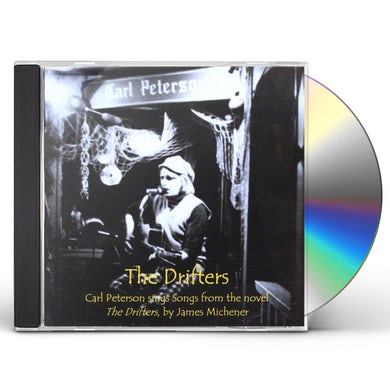 Carl Peterson DRIFTERS CD