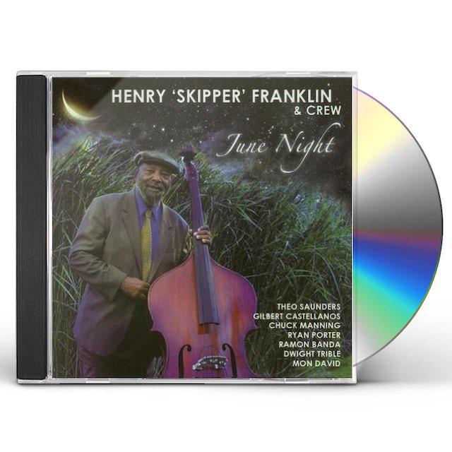 Henry Franklin JUNE NIGHT CD