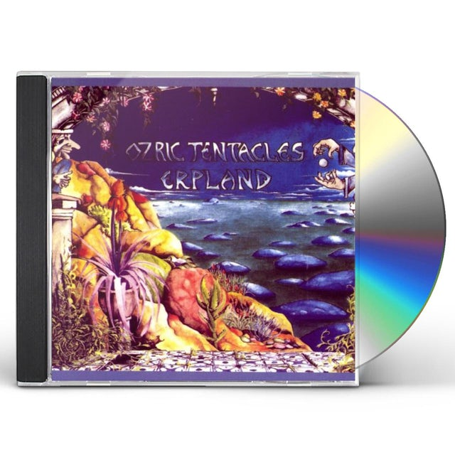 Ozric Tentacles ERPLAND CD