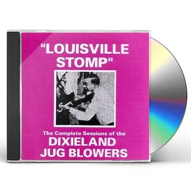 Dixieland Jug Blowers LOUISVILLE STOMP CD