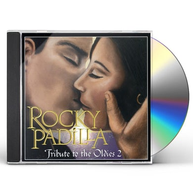 Rocky Padilla TRIBUTE TO OLDIES 2 CD
