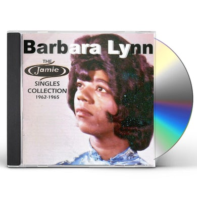 Barbara Lynn JAMIE SINGLES COLLECTION CD