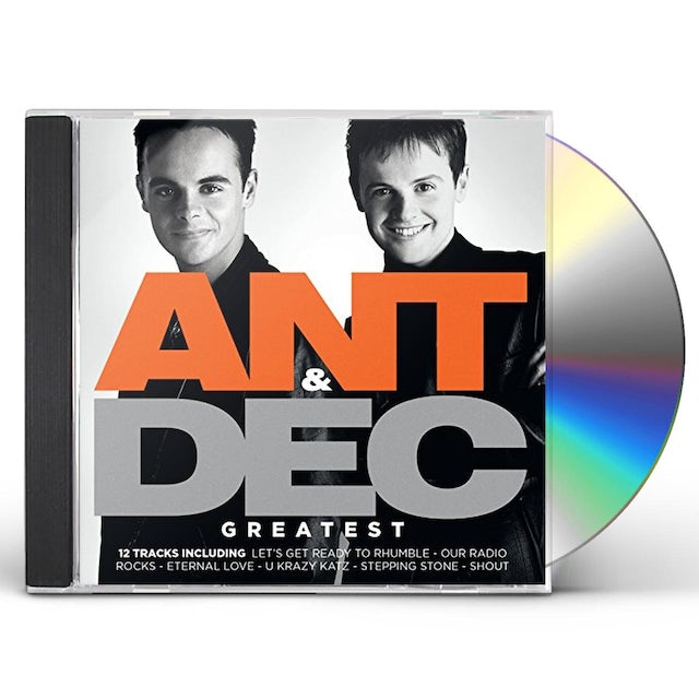 Ant & Dec GREATEST CD