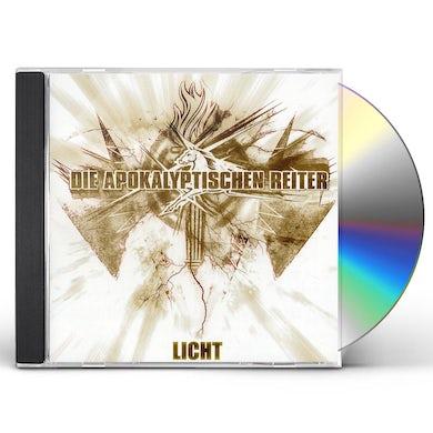 Apokalyptischen Reiter LICHT CD