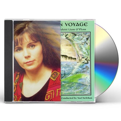Shaun Davey BRENDAN VOYAGE CD