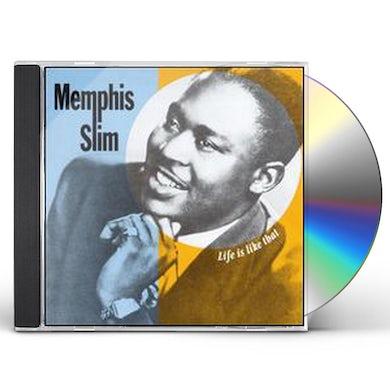 Slim Memphis  LIFE IS LIKE THAT CD