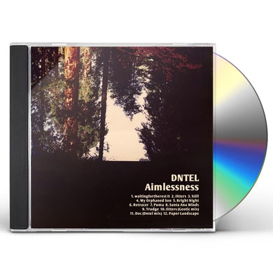 Dntel AIMLESSNESS CD
