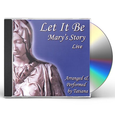 Tatiana LET IT BE CD