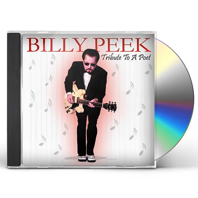 Billy Peek TRIBUTE TO A POET CD