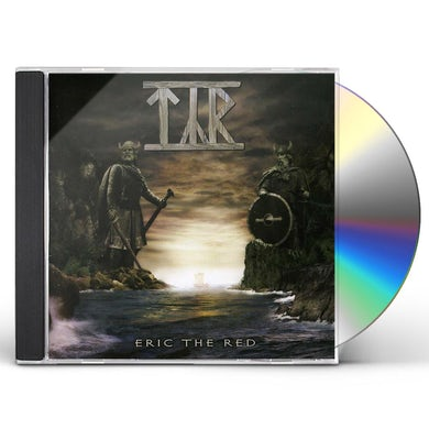 Tyr ERIC THE RED CD