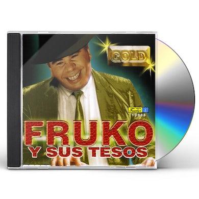 Fruko y Sus Tesos GOLD CD