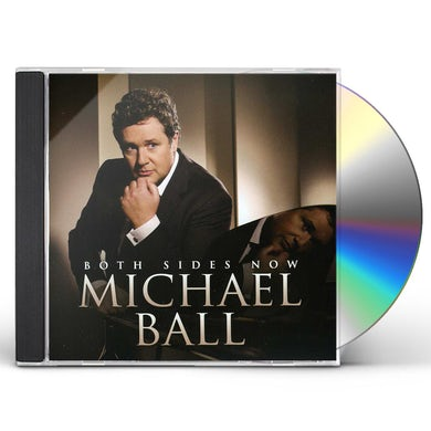 Michael Ball BOTH SIDES NOW CD - UK Release
