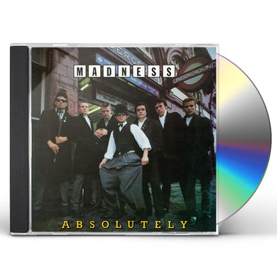 Madness ABSOLUTELY CD