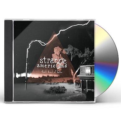 Strange Americans THAT KIND OF LUSTER CD