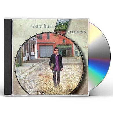Adam Hurt ARTIFACTS CD