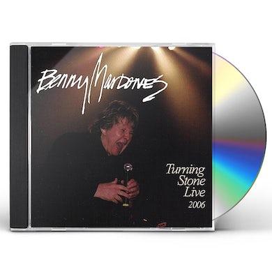 Benny Mardones TURNING STONE LIVE 2006 CD