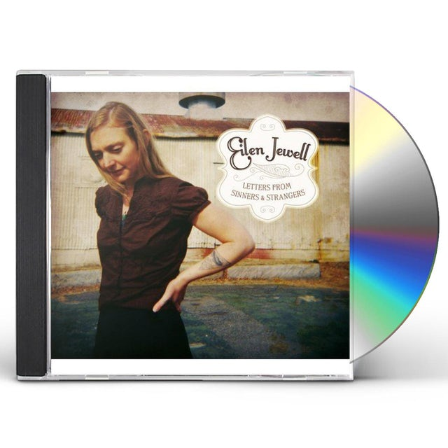 Eilen Jewell LETTERS TO SINNERS & STRANGERS CD