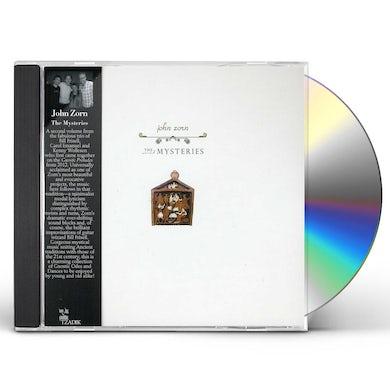 John Zorn MYSTERIES CD